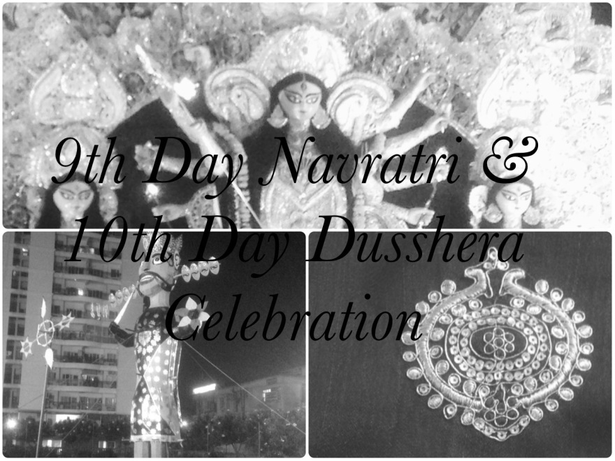 Dusshera celebration